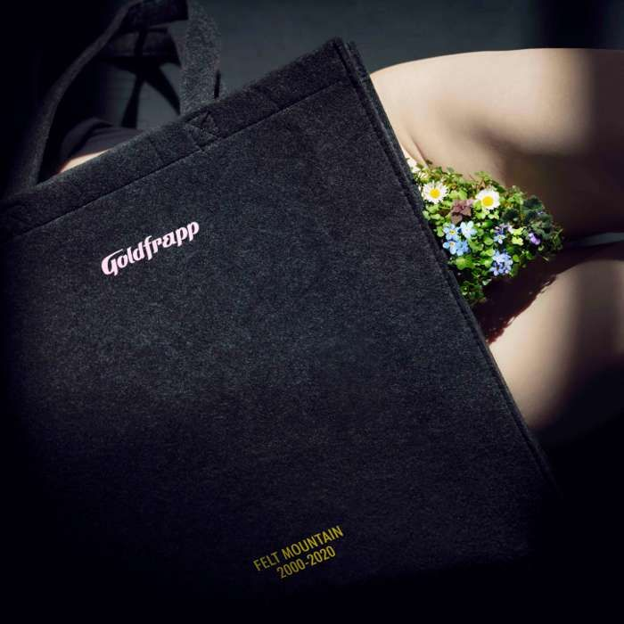 'Felt Mountain: The 20th Year' Tote Bag (Limited Edition) - Goldfrapp