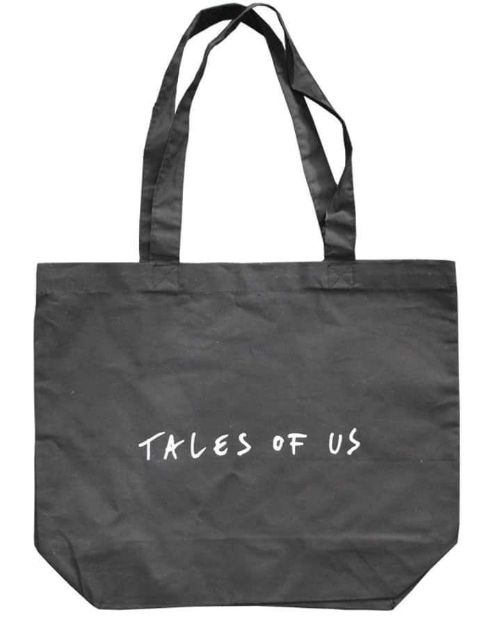Tales Of Us Tote Bag - Goldfrapp