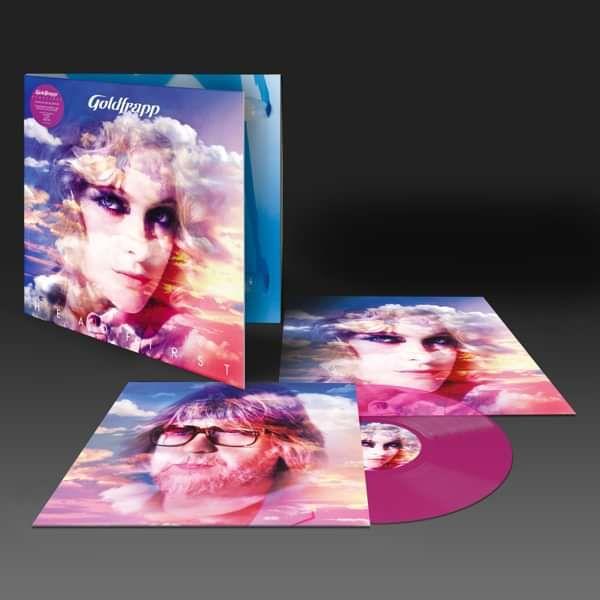 Goldfrapp - Head First (Limited Edition Magenta Vinyl) - Goldfrapp