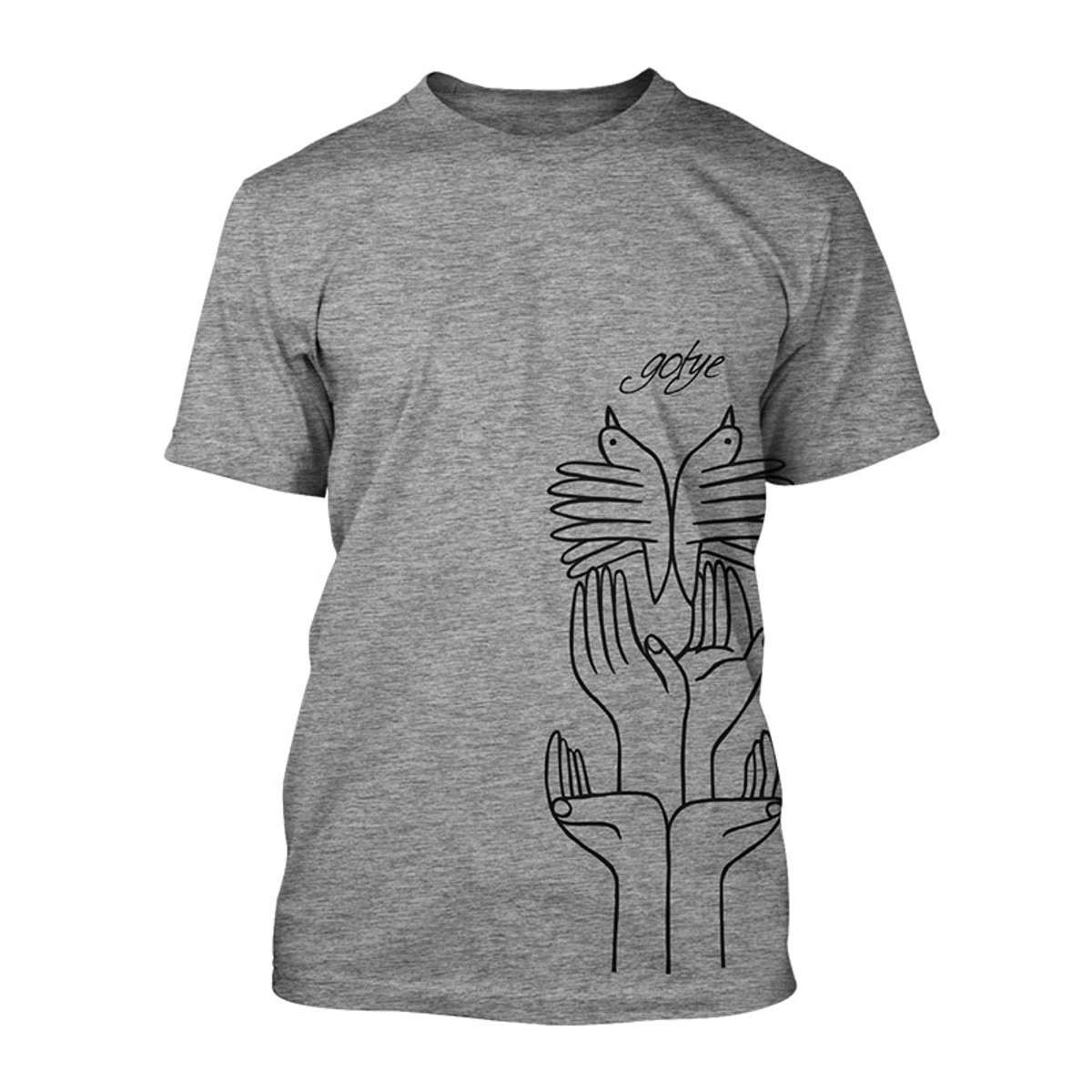 Smoke And Mirrors men's T-shirt - Gotye US