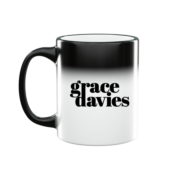 i met... colour change mug - Grace Davies