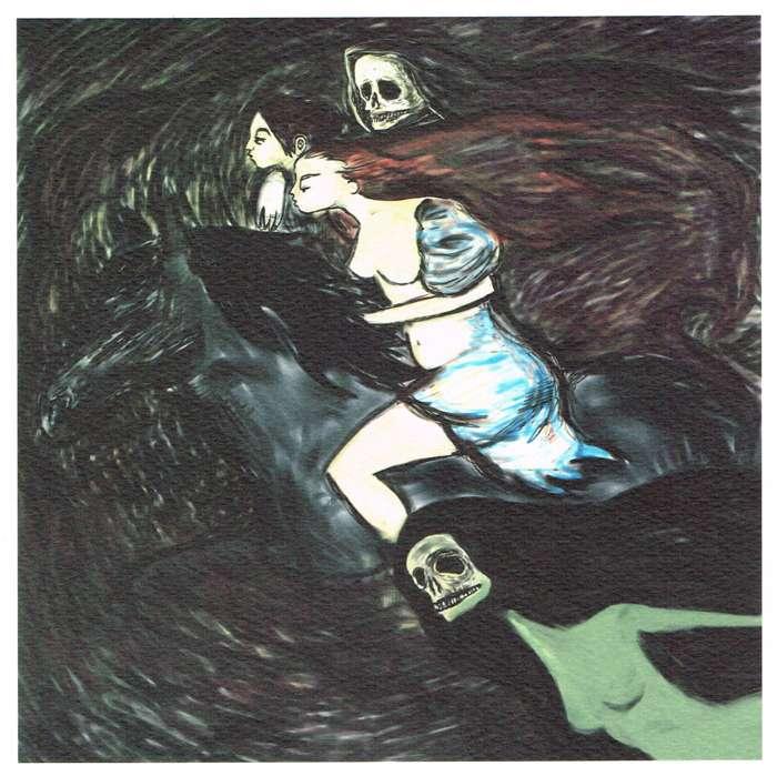Brave The Storm - Art Print - Graham Coxon