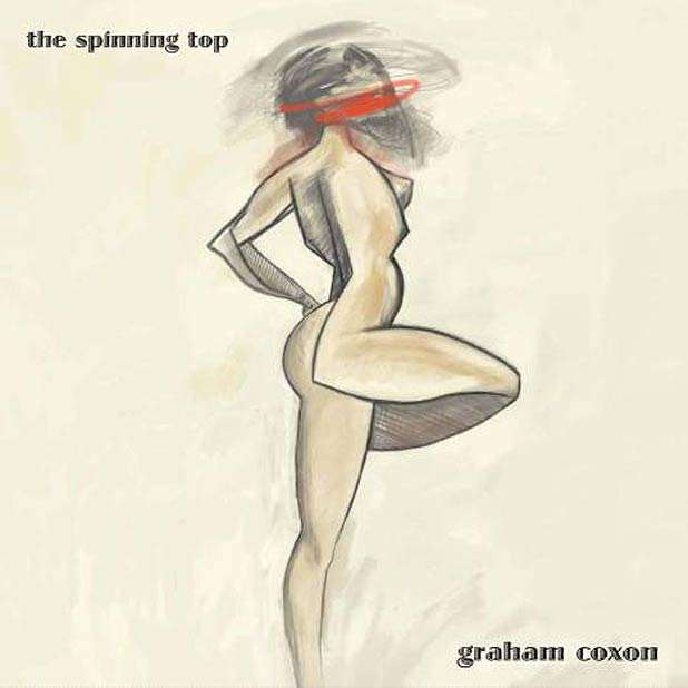 The Spinning Top - CD - Graham Coxon