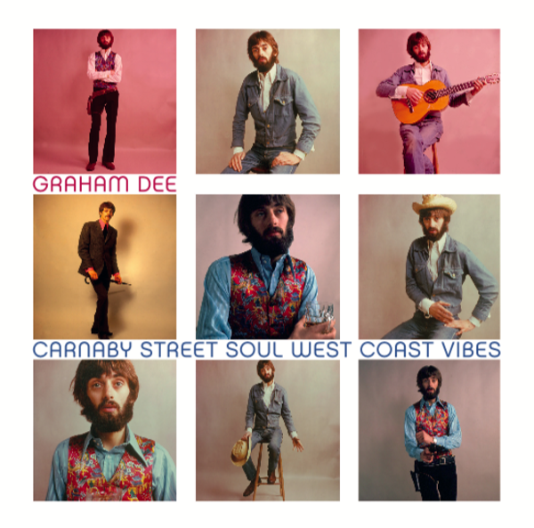 MP3 SINGLE  -  Sampaguita (1979) - Graham Dee