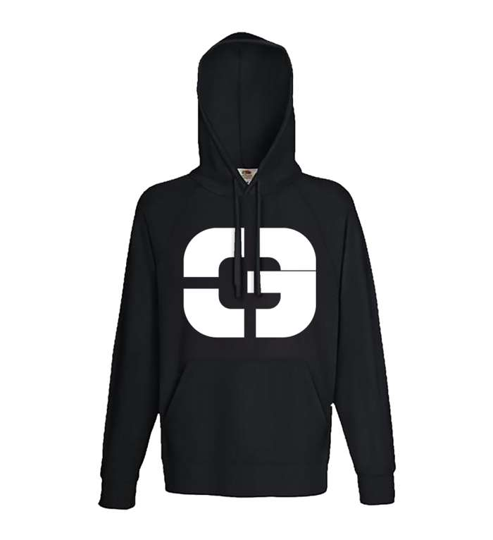 Official Graham Martin Black Hoody - Graham Martin