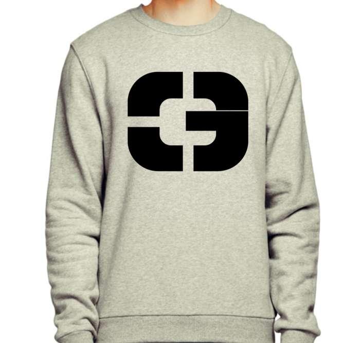Official Graham Martin Grey Sweatshirt - Graham Martin
