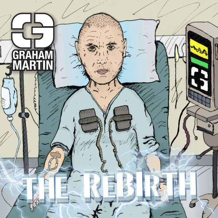 The Rebirth [Physical CD] - Graham Martin