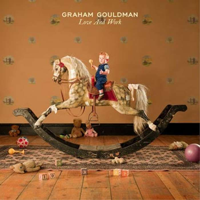 Graham Gouldman Love & Work CD 2012 - Graham Gouldman