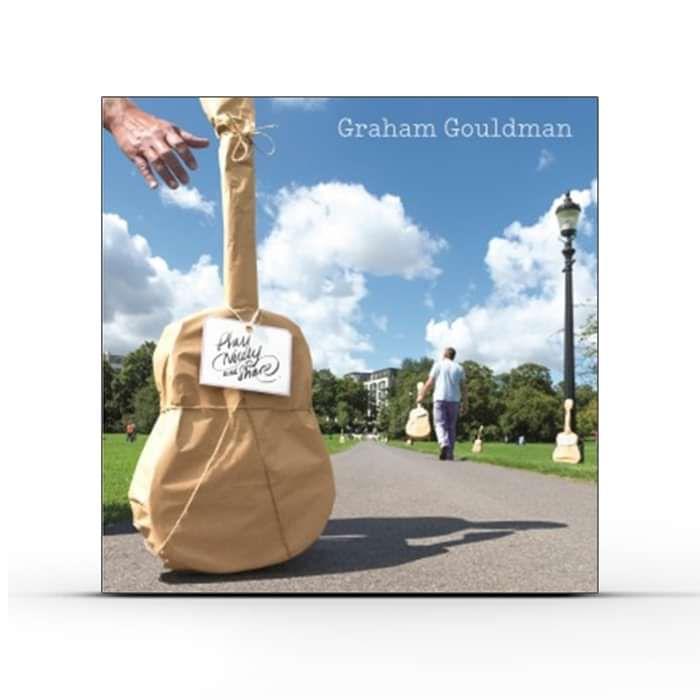 Graham Gouldman Play Nicely CD 2017 - Graham Gouldman