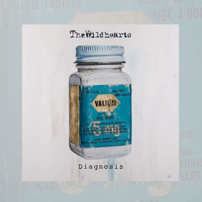The Wildhearts - 'Diagnosis' Digital Album - Graphite Music