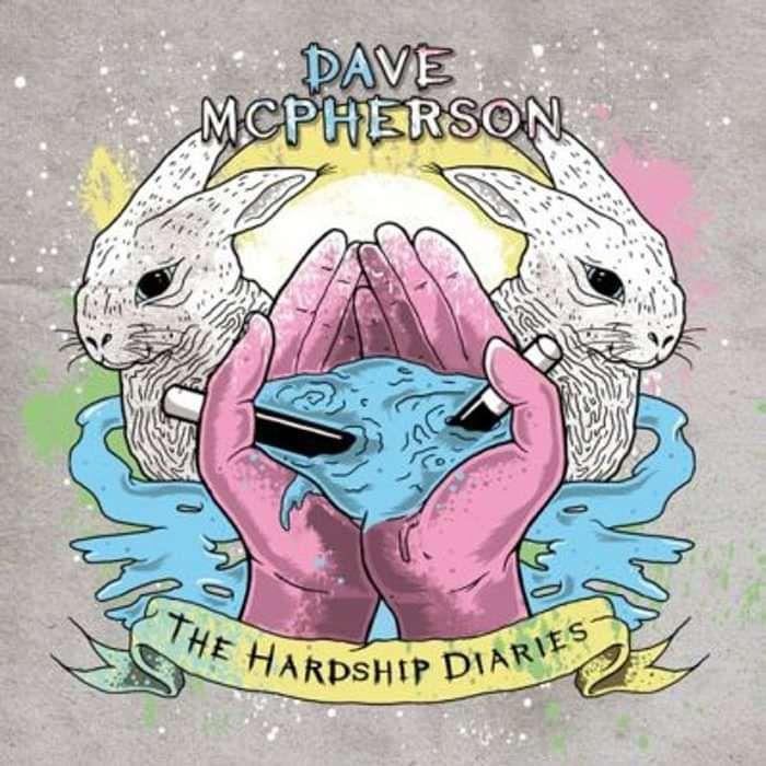 Dave McPherson - The Hardship Diaries CD - Graphite Records