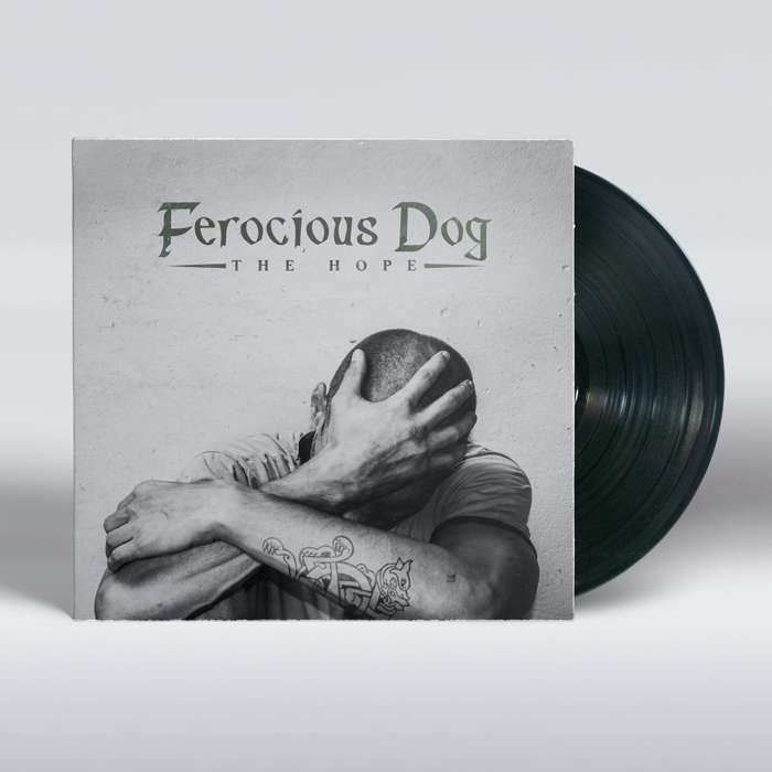 Ferocious Dog - 'The Hope' Black Vinyl - Graphite Records