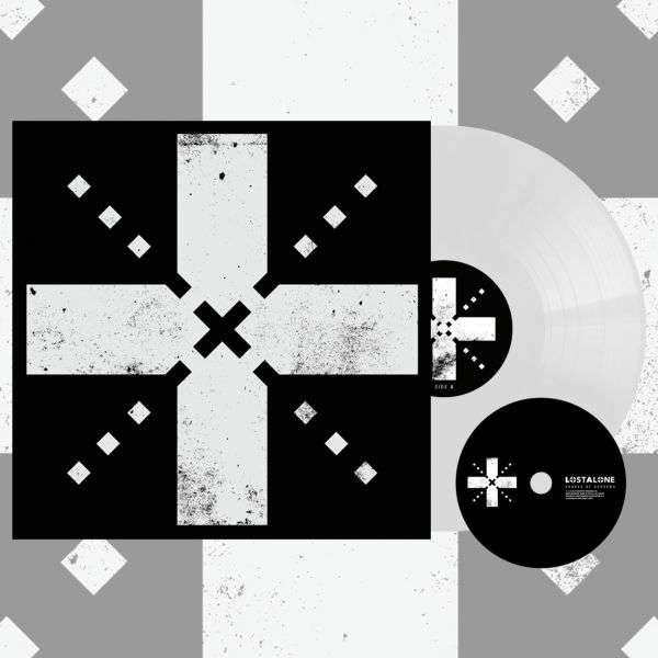 LostAlone -  Shapes Of Screams Limited Edition Vinyl - Graphite Records
