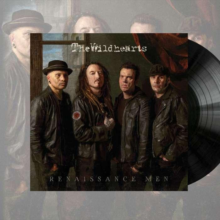 The Wildhearts - 'Renaissance Men' Black Vinyl - Graphite Records