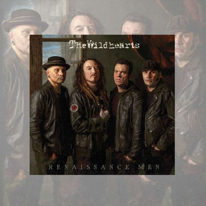 The Wildhearts - 'Renaissance Men' Jewelcase CD - Graphite Records