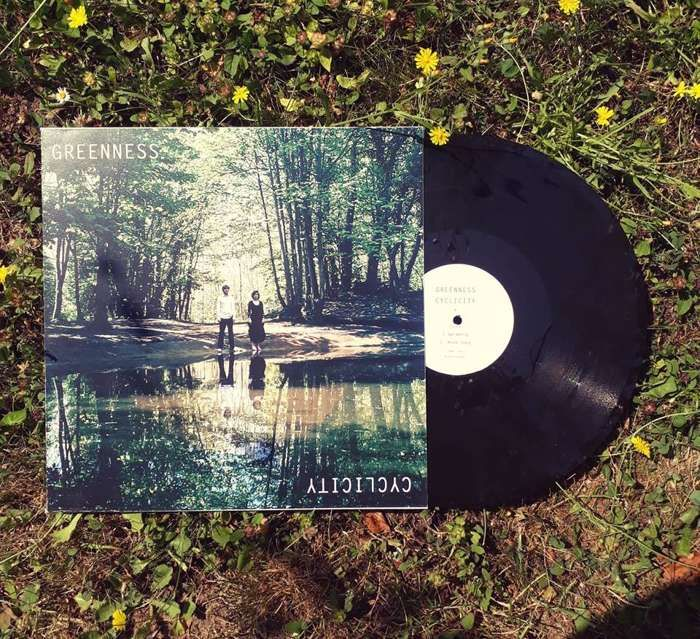 'Cyclicity' EP - Limited Edition Vinyl - Greenness