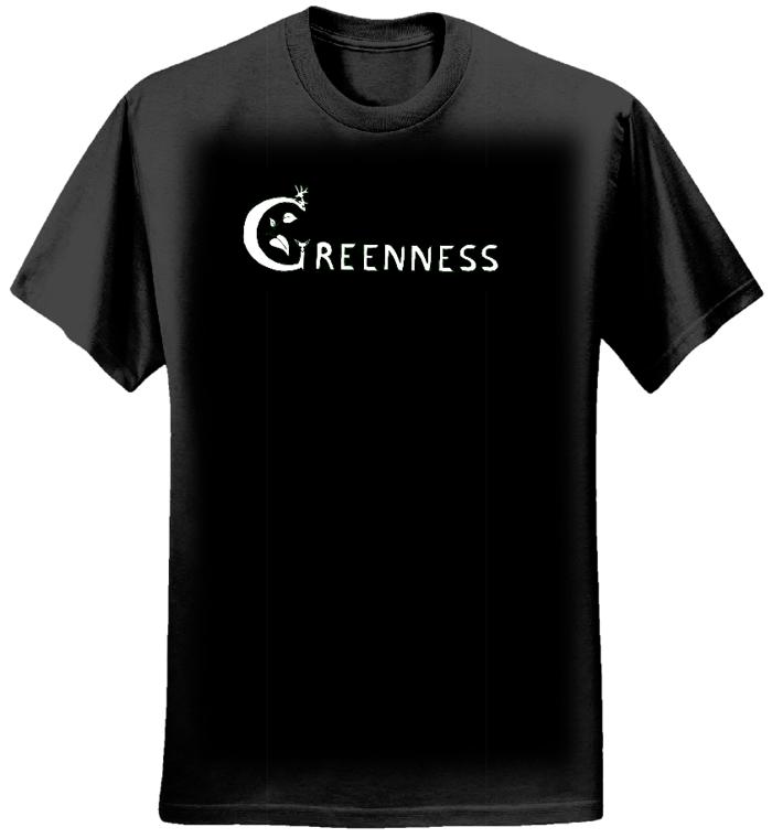 Greenness T-shirt (men) - Greenness