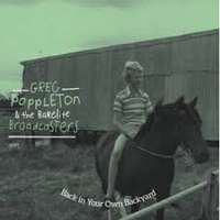 CD - Back in Your Own Backyard - Greg Poppleton