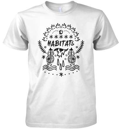 HABITATS T-Shirt - HABITATS