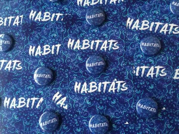 Sticker (3 per pack) - HABITATS