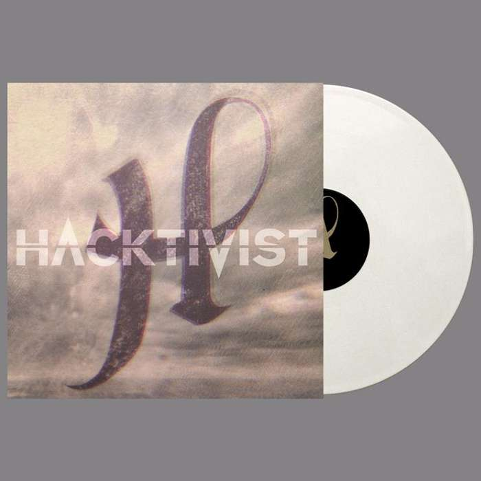 "EP+ 12"" Heavyweight Vinyl (inc. CD) Reissue - Hacktivist"