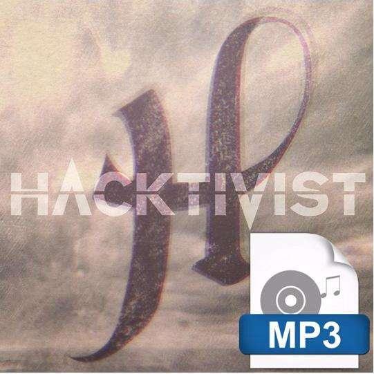EP+ Digital Reissue - Hacktivist
