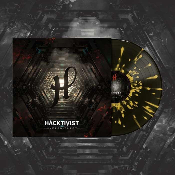 "Hyperdialect 12"" Vinyl - Hacktivist"