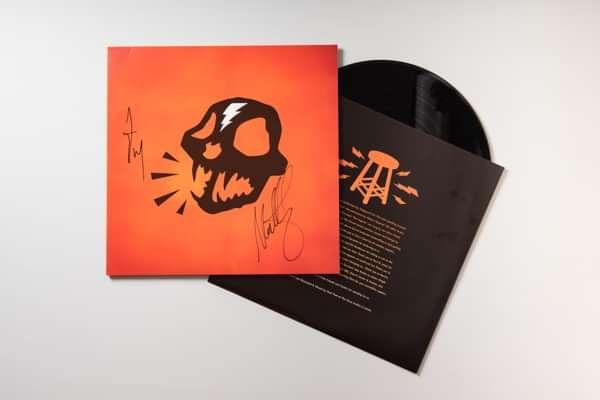 Challenger Vinyl *Signed* - Haggard Cat