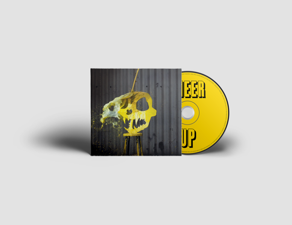Cheer Up - CD Digifile - Haggard Cat