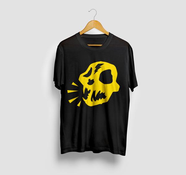 The Skull's Gone Yellow! - Haggard Cat