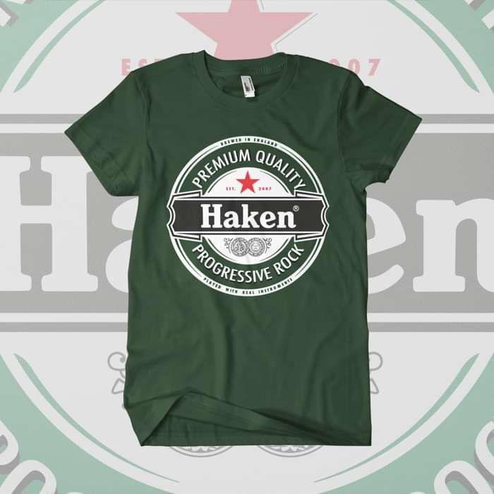 Haken - 'Premium' T-Shirt - Haken US