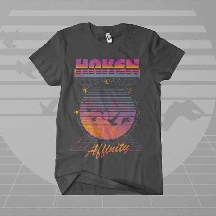 Haken - 'Affinity' T-Shirt - Haken