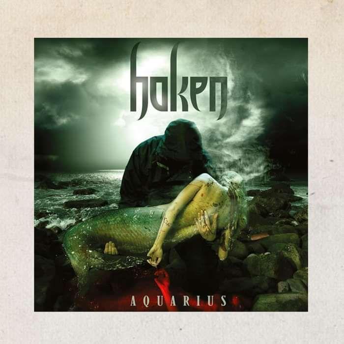 Haken - 'Aquarius' 2LP + CD - Haken