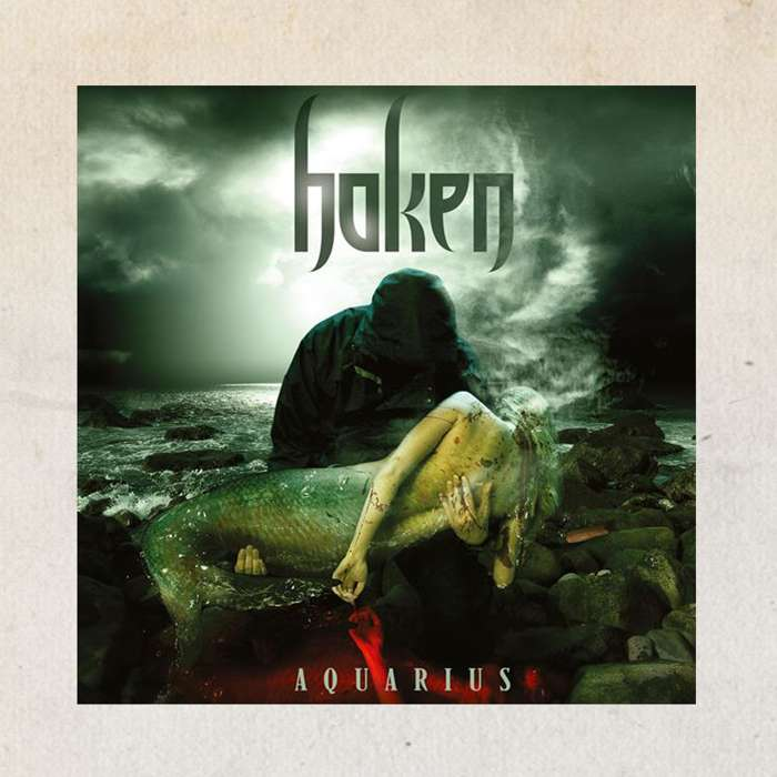 Haken - 'Aquarius' CD - Haken