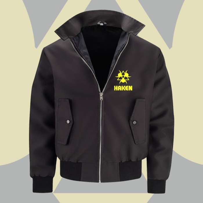 Haken - 'Biofish' Limited Edition Harrington Jackets - Haken