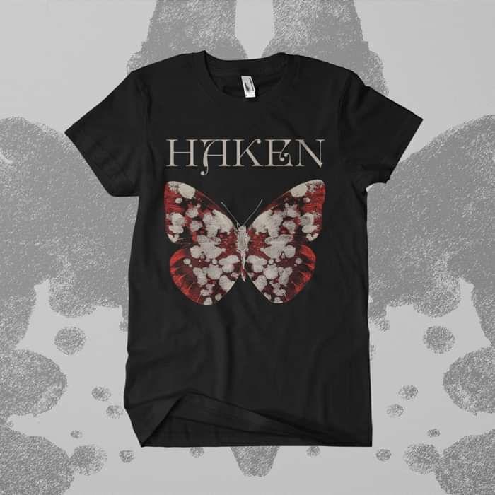 Haken - 'Butterfly' T-Shirt - Haken