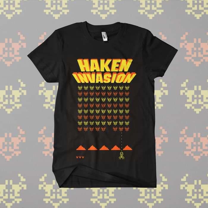 Haken - 'Invasion' T-Shirt - Haken