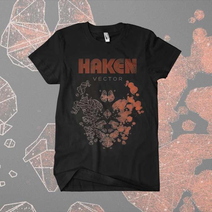 Haken - 'Morph' T-Shirt - Haken