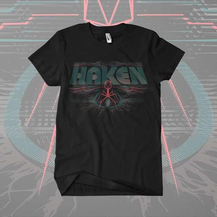 Haken - 'Mutation' T-Shirt - Haken