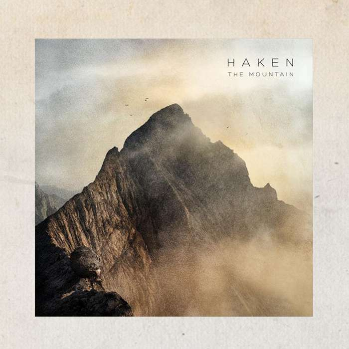 Haken - 'The Mountain' CD - Haken