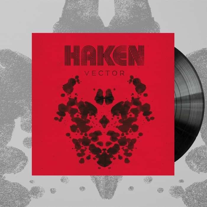 Haken - 'Vector' Gatefold Black 2LP+CD - Haken