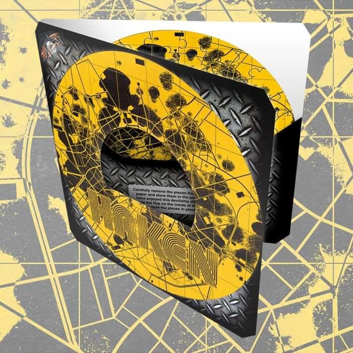Haken - 'Virus' Jigsaw - Haken