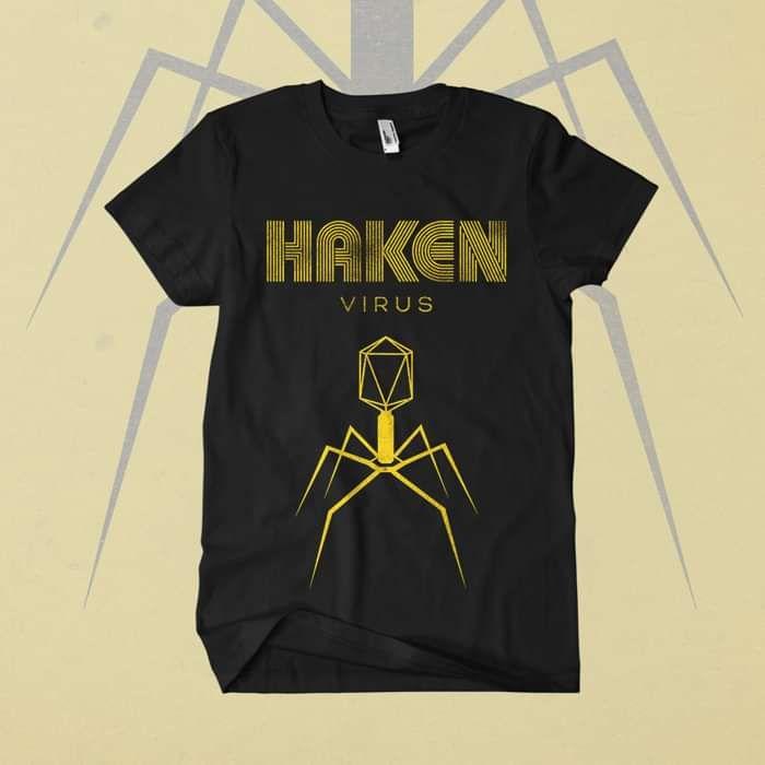 Haken - 'Virus' T-Shirt - Haken