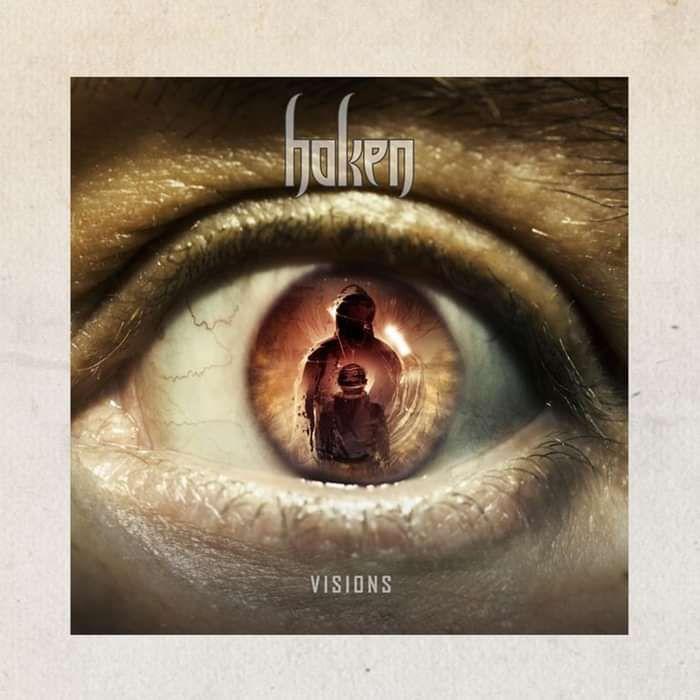 Haken - 'Visions' 2LP + CD - Haken