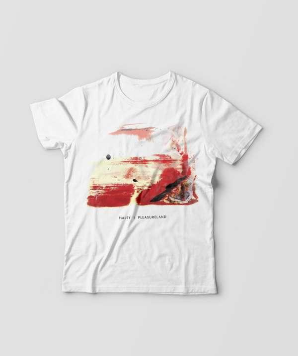Pleasureland T-shirt - HALEYUSD