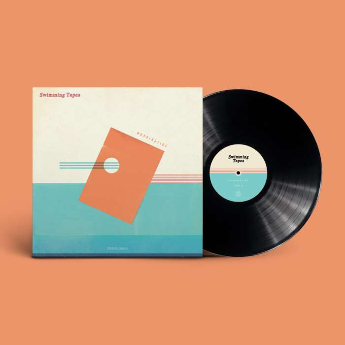 "Swimming Tapes - Morningside (12"" Vinyl) - Hand In Hive"