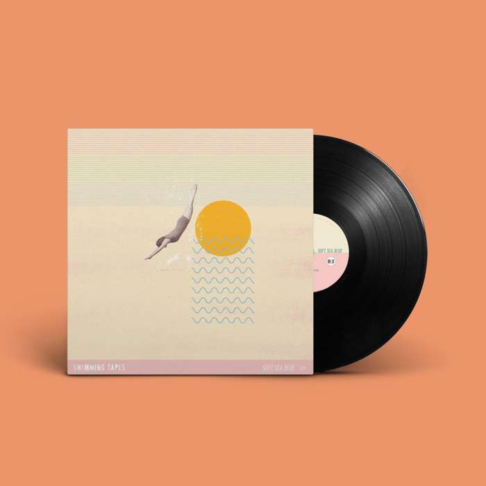 "Swimming Tapes - Soft Sea Blue (12"" Vinyl) - Hand In Hive"