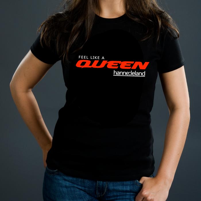 Feel Like A Queen - Hanne Leland