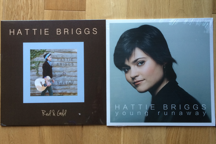 Double Vinyl Bundle - Hattie Briggs