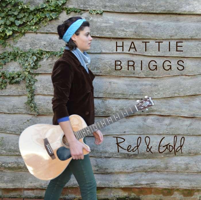 Red & Gold - Album (CD) - Hattie Briggs